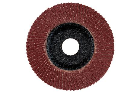 Disco abrasivo lamellare 115 mm P 80, F-CN (624393000)