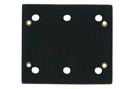 Piastra di levigatura con fissaggio autoaderente, 114 x 102 mm, FSR 200 Intec (625657000)