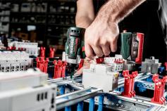 PowerMaxx SSD 12 BL (601115840) Avvitatore a massa battente a batteria