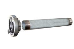"""Attacco Storz 1 1/2""""con tubazione di prolunga 300 mm (0903019352)"""
