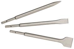 """Serie di scalpelli SDS-plus (3 pz.) """"classic"""" (628412000)"""