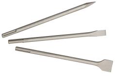 """Serie di scalpelli SDS-max (3 pz.) """"classic""""  (628413000)"""