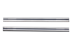 2 coltelli pialla rivoltabili in metallo duro per Ho (630282000)