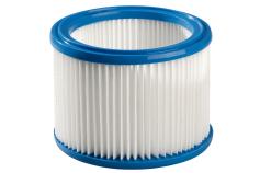 Filtro pieghettato per ASA 25/30 L PC/ Inox (630299000)
