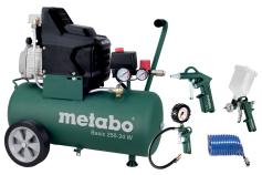 Basic 250-24 W Set (690836000) Compressore Basic