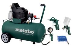 Basic 250-50 W Set (690866000) Compressore Basic
