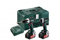 Combo Set 2.1.1 18 V  (685030000) Macchine a batteria nel kit