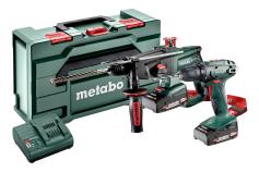 Combo Set 2.3.2 18 V (685083000) Macchine a batteria nel kit