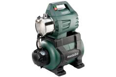 HWW 4500/25 Inox (600972000) Pompa di rifornimento idrico domestico