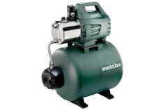 HWW 6000/50 Inox (600976000) Pompa di rifornimento idrico domestico