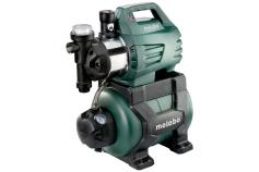 HWWI 3500/25 Inox (600970000) Pompa di rifornimento idrico domestico
