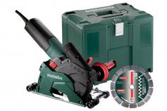 W 12-125 HD Set CED Plus (600408510) Smerigliatrici angolari