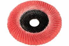 Disco abrasivo lamellare 125 mm P 60 FS-CER, Con (626460000)