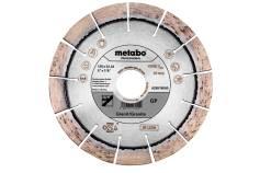 """Disco diamantato per troncare 125x22,23mm, """"GP"""", granito """"professional"""" (628576000)"""