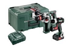 Combo Set 2.4.8 18 V (685139650) Macchine a batteria nel kit