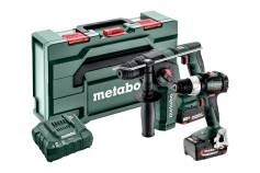 Combo Set 2.5.2 18V (685182000) Macchine a batteria nel kit