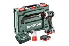 PowerMaxx BS 12 BL Q Pro (601039920) Trapano-avvitatore a batteria