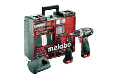 PowerMaxx BS Basic Set (600080880) Trapano-avvitatore a batteria