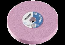 Šlifavimo diskai, natūralus korundas