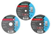 Pjovimo diskai nerūdijančiajam plienui/plienui šlifuoti