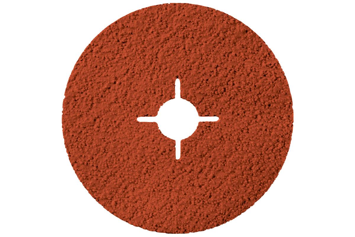 Pluoštinis diskas, 125 mm P 80, CER (626157000)