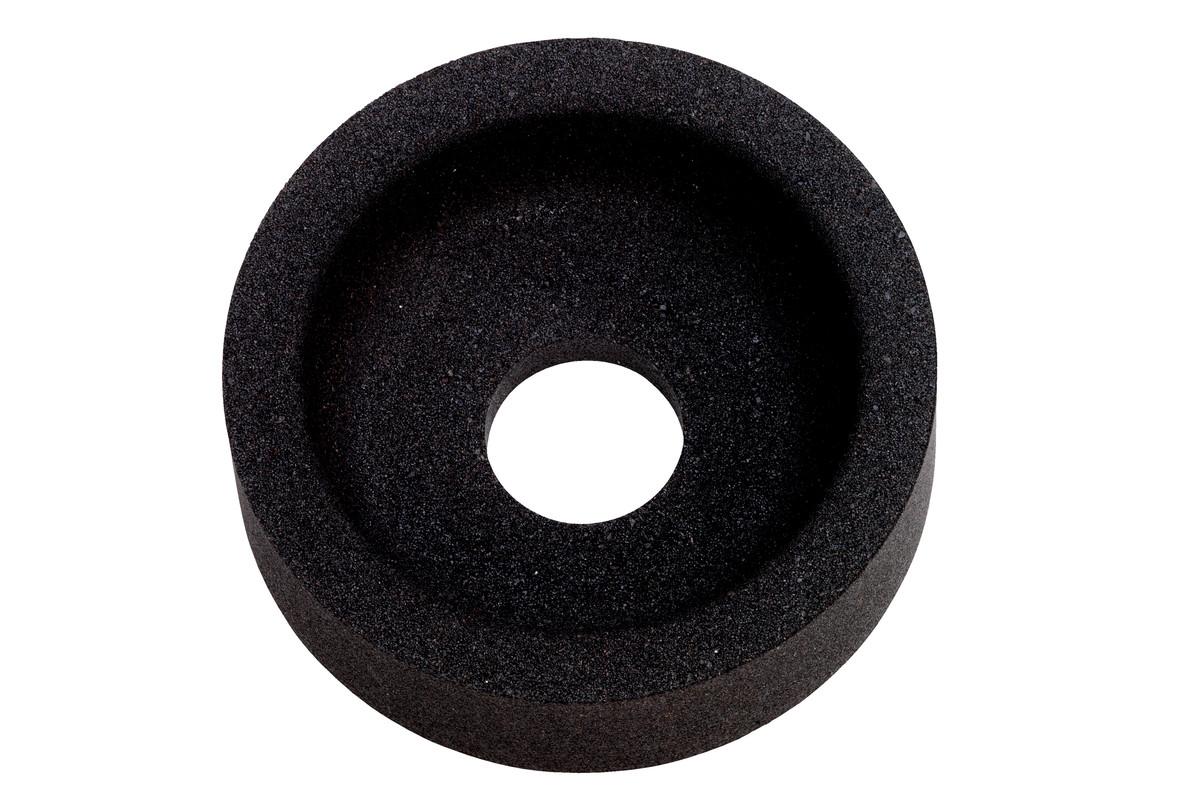 Gaubtas šlifavimo diskas 80x25x22,23-65x15 A 80 M, plienas (630727000)