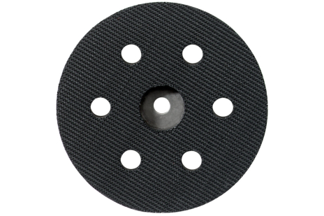 Atraminis gaubtas diskas 80 mm, vidutinio kietumo, perfor., skirtas SXE 400 (624064000)