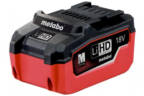 Akumuliatorių blokas LiHD 18 V - 5,5 Ah (625342000)