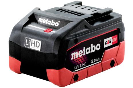Akumuliatorių blokas LiHD 18 V - 8,0 Ah (625369000)