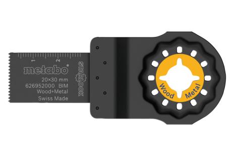 Įleidžiamas pjovimo diskas, medžiui / metalui, BiM, 20 mm (626952000)
