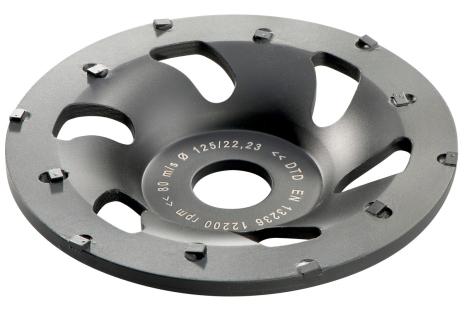 "PKD gaubtas šlifavimo diskas ""professional"", Ø 125 mm (628208000)"