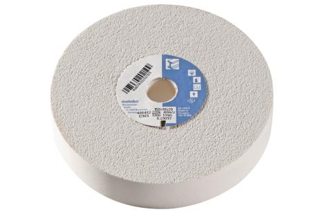 Šlifavimo diskas, 150x30x20 mm, 220 K, NK, dvig. šlif. (629097000)