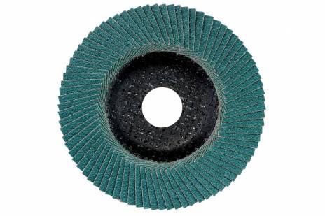 Plokštelinis šlifavimo diskas, 125 mm P 60, N-ZK (623196000)