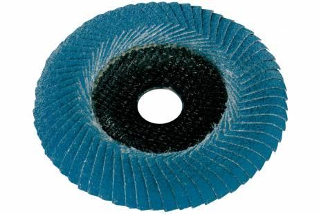 Plokštelinis šlifavimo diskas, 125 mm P 40 F-ZK, Con (626462000)