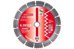 "Deim. pj. d., 125x2,15x22,23mm, ""professional"", ""CP"", betonas (628130000)"