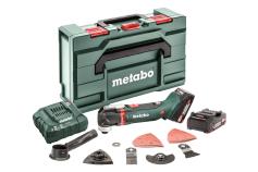 MT 18 LTX Compact (613021510) Akumuliatoriniai daugiafunkciai įrankiai