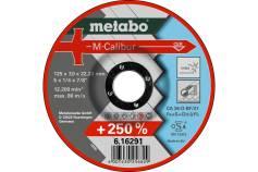 M-Calibur 125 x 7,0 x 22,23 nerūdijantysis plienas, SF 27 (616291000)