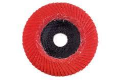 Plokštelinis šlifavimo diskas, 125 mm P 60 FS-CER, Con (626460000)