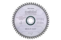 """Pjovimo diskas """"multi cut - professional"""", 160x20, Z54 FZ/TZ 8° (628073000)"""