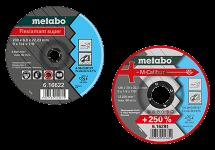 Slīpēšanas diski nerūsošajam tēraudam/tēraudam