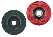 Lameļu smilšpapīra diski