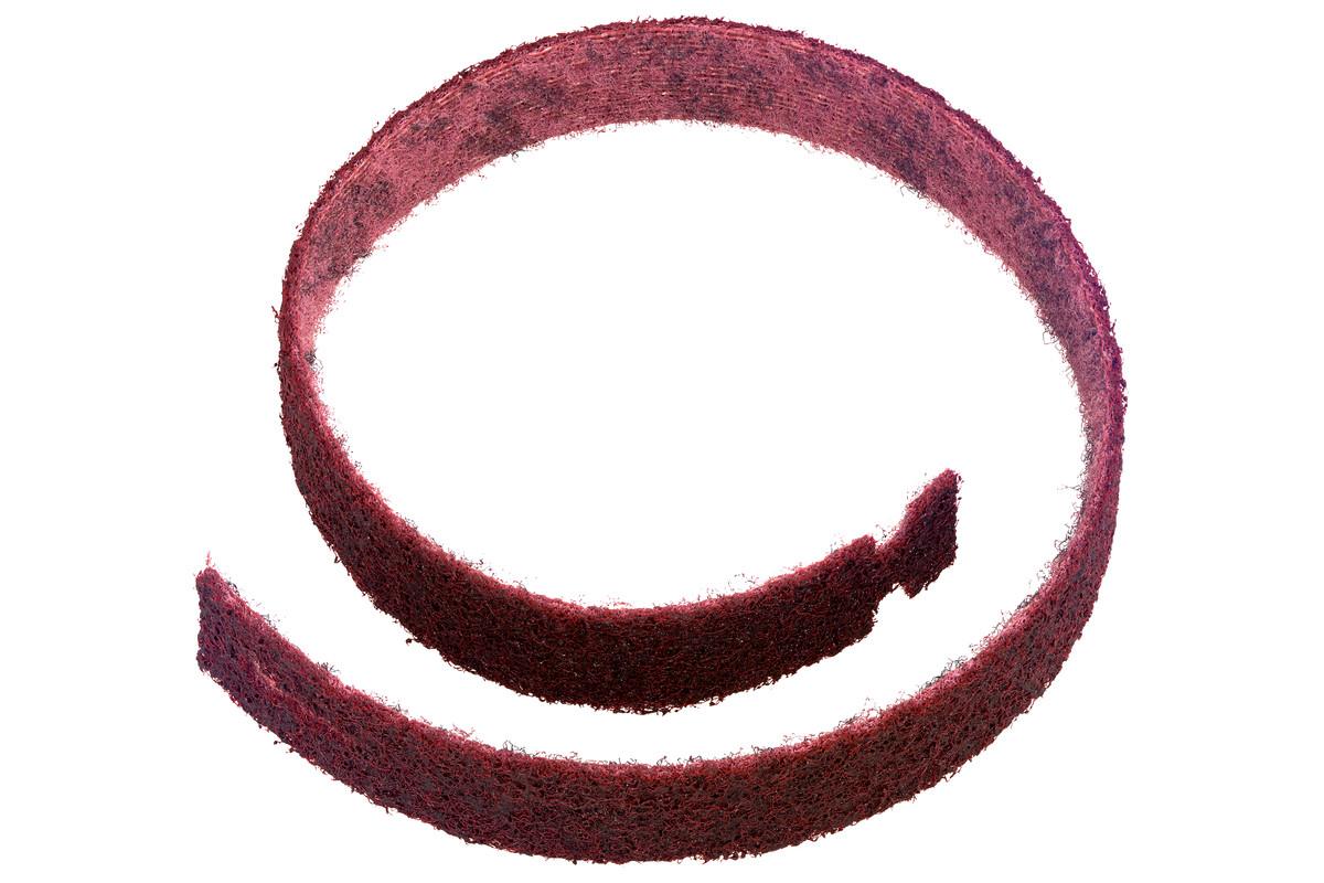 3 neaustā materiāla slīplentes, 30x660 mm, vidēji raupjas (623537000)