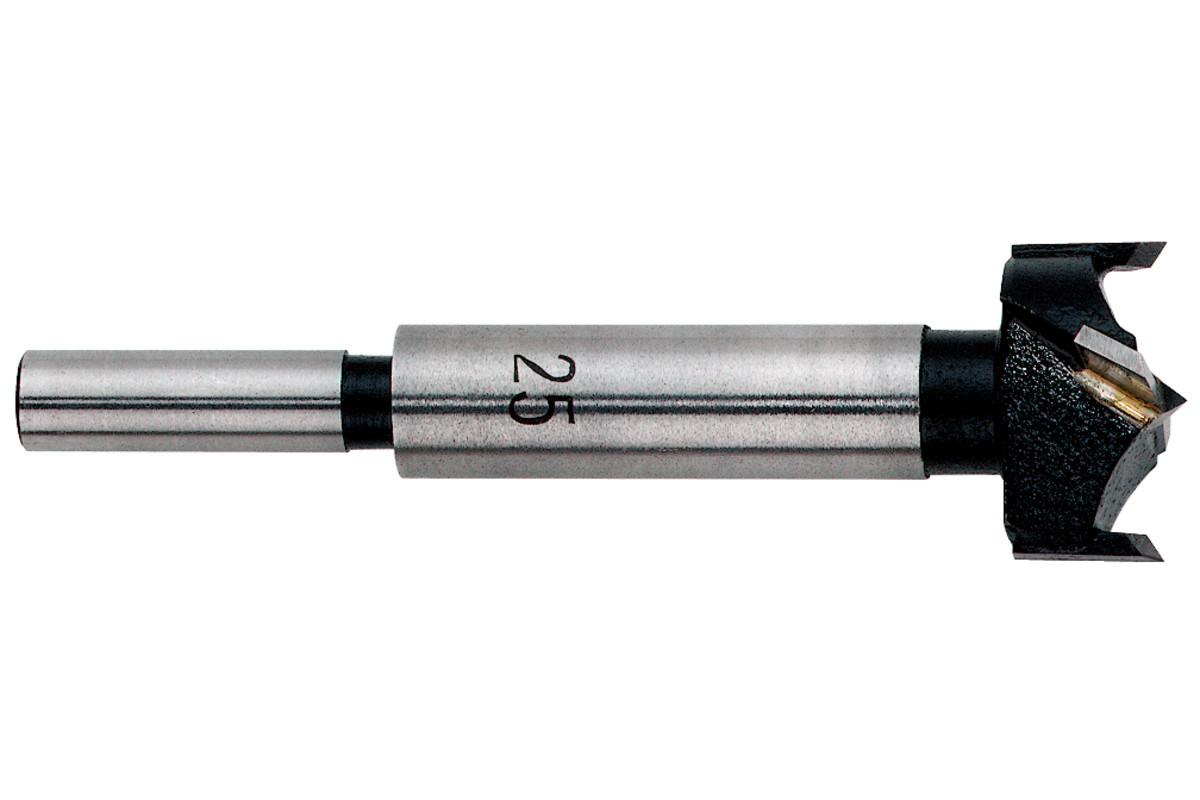 25x90 mm cietmetāla cilindriskās galviņas urbis (625126000)
