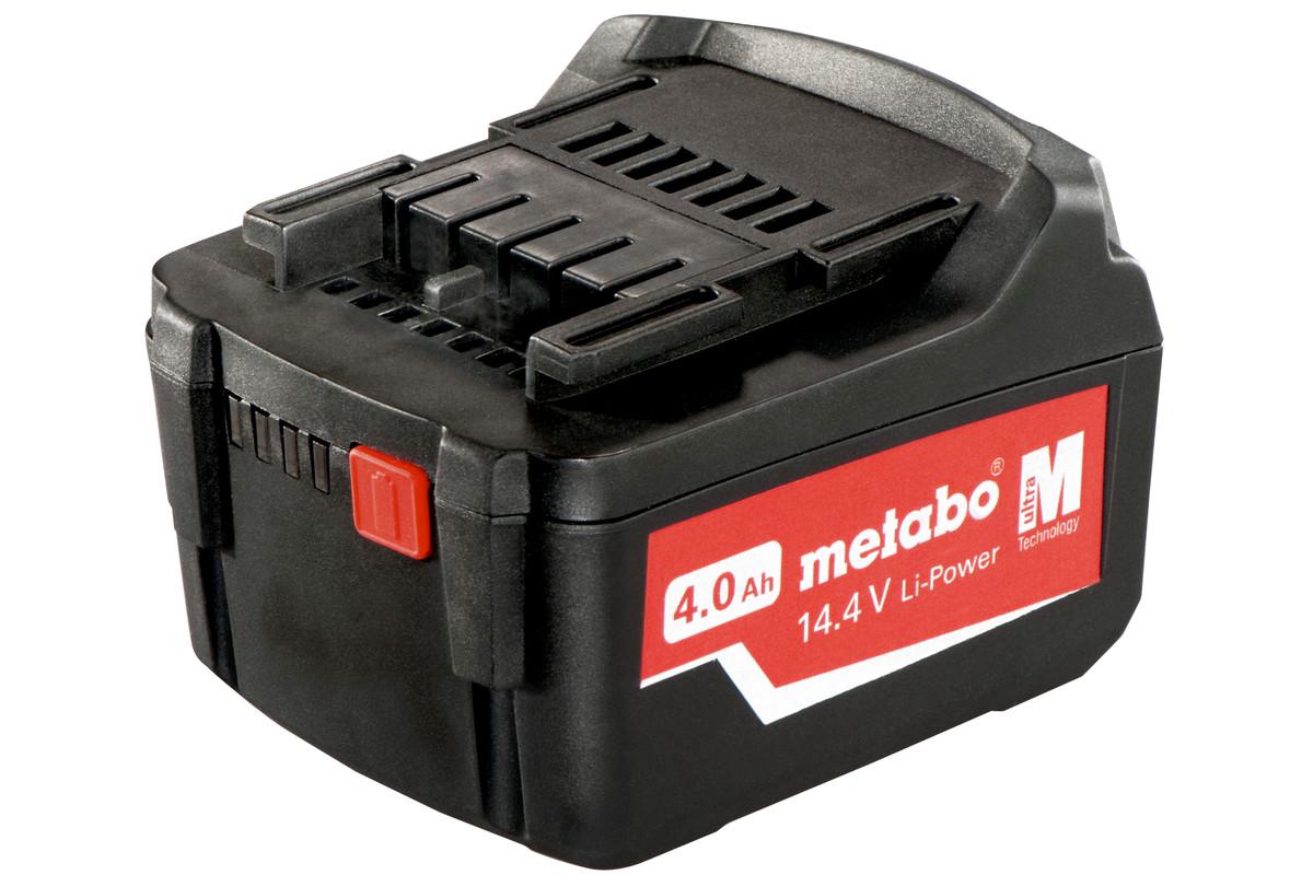 14,4 V, 4,0 Ah akumulators, Li-Power (625590000)
