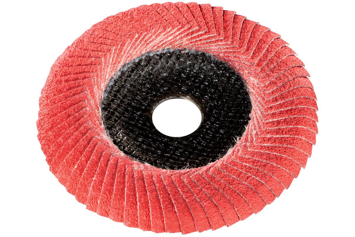 Lameļu slīpēšanas disks, 125 mm, P 80, FS-KER, Con (626461000)