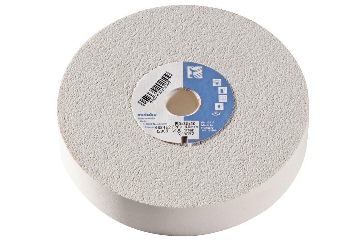 Slīpēšanas disks, 200x40x20 mm, 220 K, SK, divpus. slīpmaš. (629098000)