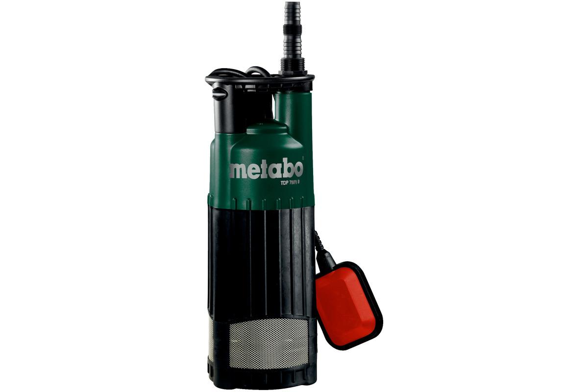 TDP 7501 S (0250750100) Tīrā ūdens iegremdējamais sūknis