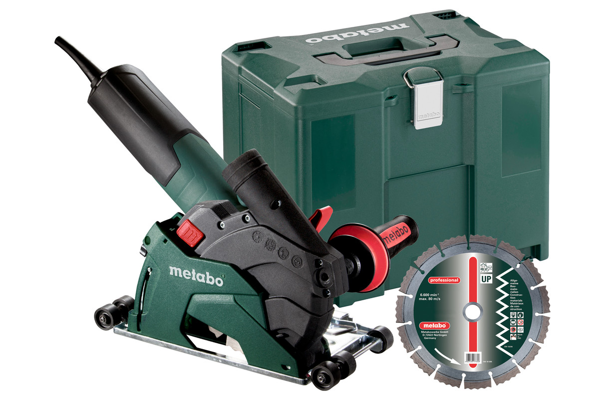 W 12-125 HD Set CED Plus (600408510) Leņķa slīpmašīnas