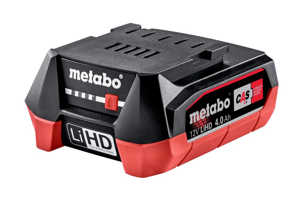 12V– 4,0Ah akumulators LiHD (625349000)