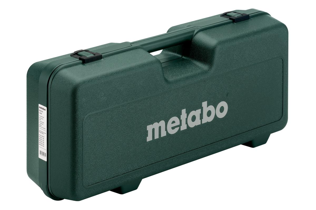 Plastmasas kaste pārnēsāšanai, leņķa slīpmašīnai Ø 180/230 (625451000)